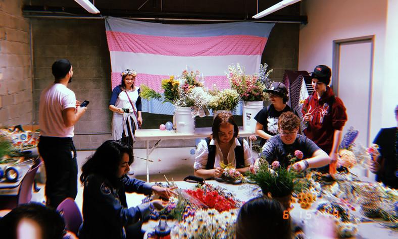 Trans Pride LA 2018
