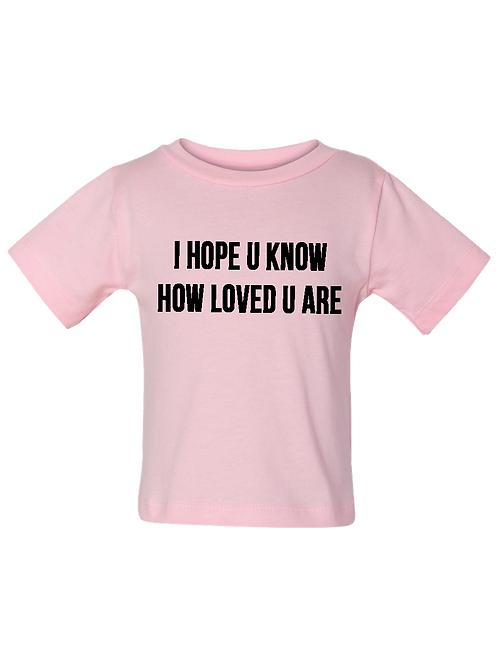 Loving-Kindness Shirt (Pink)