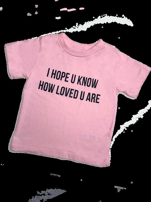 Loving-Kindness Shirt (Pink)