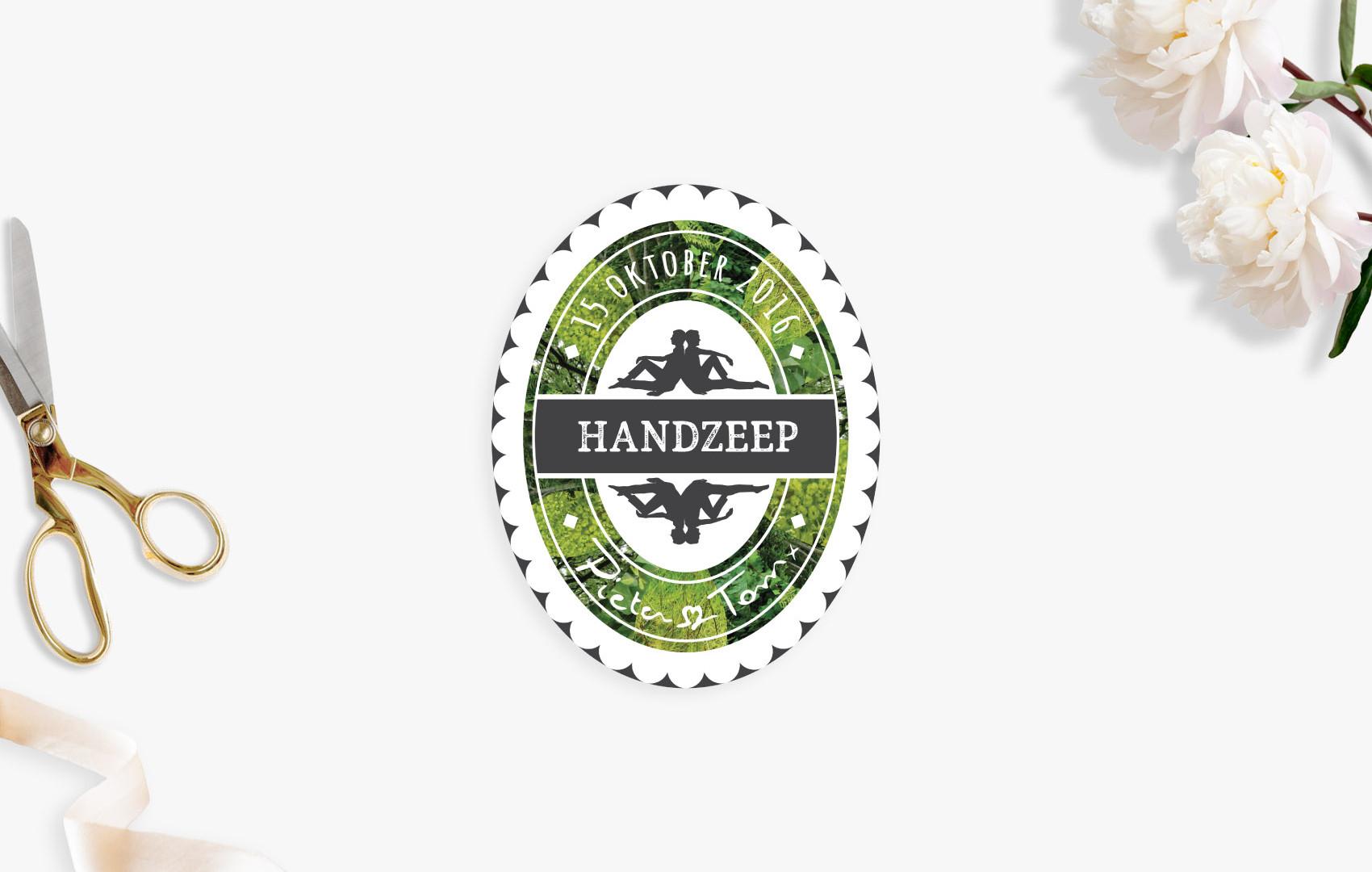 Hand Soap Label