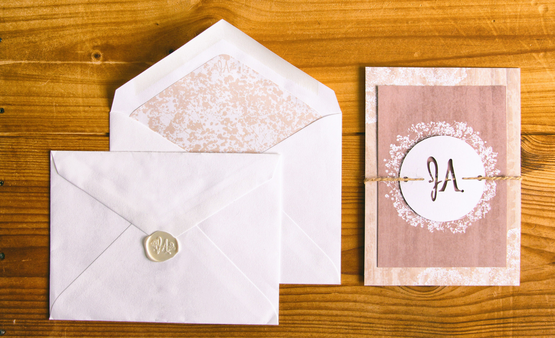 Invitation & Envelope