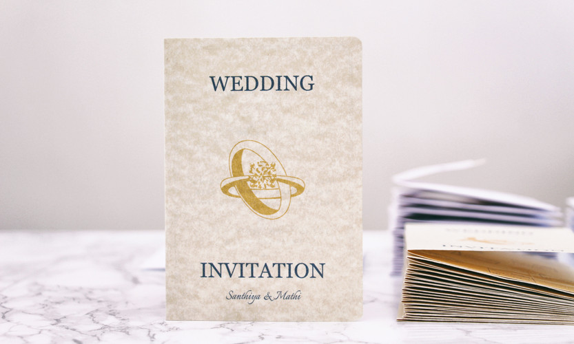 Invitation (front)