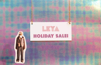 LEYA Holiday Sale