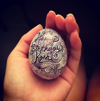 Birthday Egg