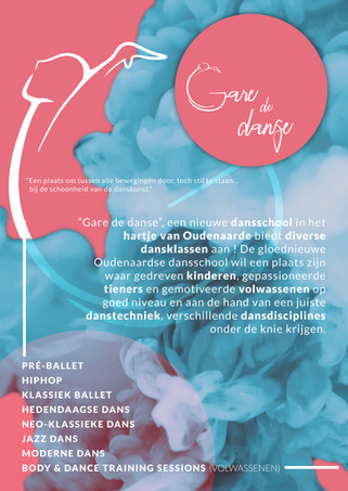 Dance Flyer (FRONT)