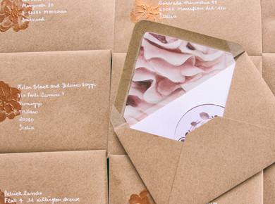 Envelopes & Invitation
