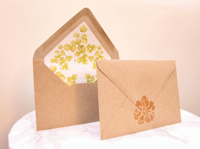 Save the Date Envelopes