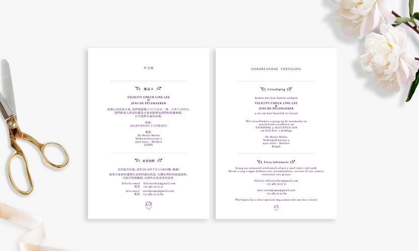 Translations for Invitation