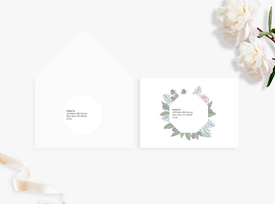 Envelope & Save the Date