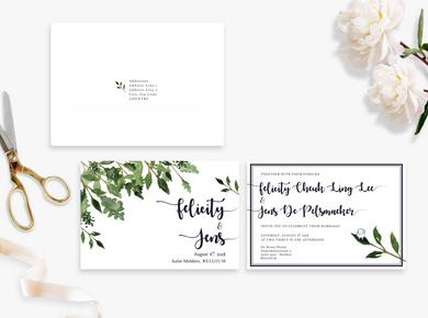 Envelope & Invitation
