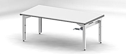 table-de-travail-verins-hydraulique