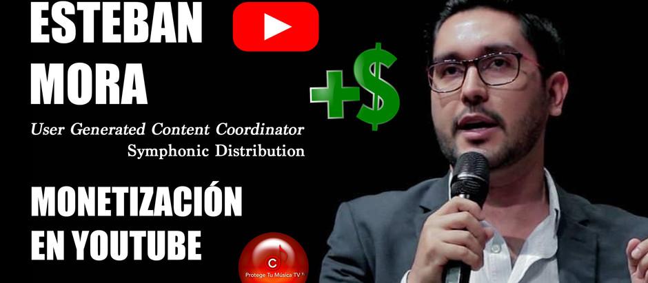 NUEVO VIDEO: Cómo monetizar música en Youtube