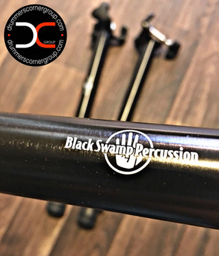 Multilegs for Bass Drums from Black Swamp Percussion