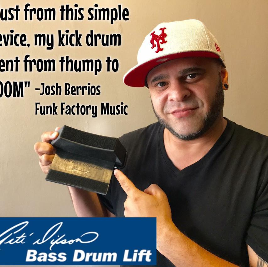 Bass Drum Lift