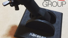 KBrakes - Drum Kit Slide Prevention Technology