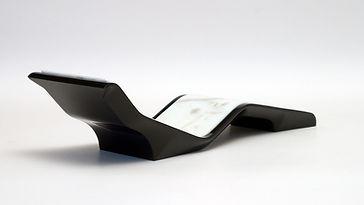 DIVA BASICO BLANCHE: Tumbonas Térmicas Calefactadas  para sala relax y Spas. Fabio Alemanno: Diseño para Spa y Interiores. Chaise Longue de Diseño.