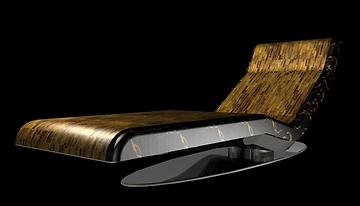 CAESAR: Mobiliario para Spas & Interiores.Chaise Longue de Diseño, Tumbonas de Diseño.