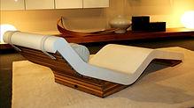 Proyectos-005: Diseño para Spas de hoteles, Centros Wellness, Spas privados. Chaise Longue de Diseño, Tumbonas de Diseño, Tumbonas Térmicas Calefactadas, Mesas de masaje húmedos.