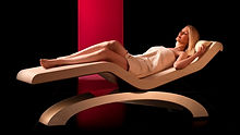 AT-HOME-SPA-DESIGN FABIO ALEMANNO: SPA RELAXATION LOUNGERS, HEATED LOUNGERS, SPA LOUNGERS, SPA TABLES, DESIGN LOUNGERS, DESIGN FOR WELLNESS, HAMMAM TABLES.