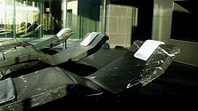 LUXURY SPA DESIGN 15: Heated Loungers | Infra-red Heated Marble Loungers | Tiled Loungers | Wellness Loungers | Heated Sauna Loungers | Relaxation Loungers | Tiled Loungers | Relaxation Lounge Chairs for Hotel & Spa Design | Loungers for Sauna & Wellness Design | Loungers for Hammam & Steam Bath.