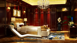 """""""CAESAR"""" Infra-red Heated Marble Chaise Longue   Tiled Chaise Longue   Heated Chaise Longue   Heated"""