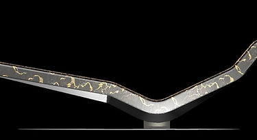 """CAESAR EMPIRE"" - Inclination5 -: Infra-red Heated Marble Chaise Longue 