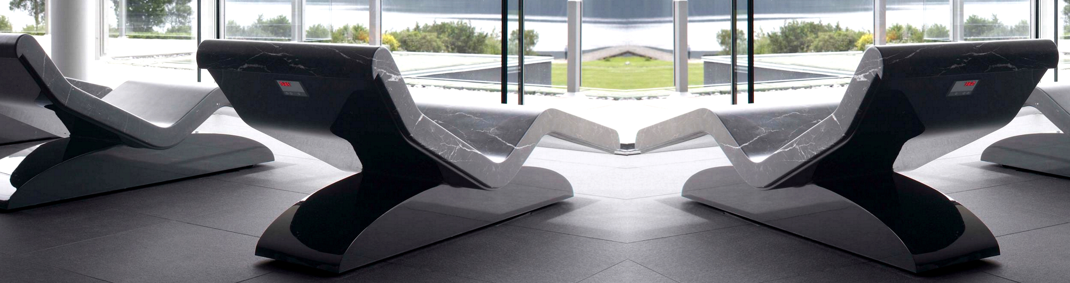 CLEOPATRA HEATED LOUNGERS