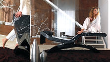 LUXURY CHAISE LOUNGES 3: Heated Loungers | Infra-red Heated Marble Loungers | Tiled Loungers | Wellness Loungers | Heated Sauna Loungers | Relaxation Loungers | Tiled Loungers | Relaxation Lounge Chairs for Hotel & Spa Design | Loungers for Sauna & Wellness Design | Loungers for Hammam & Steam Bath.