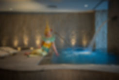 SPA DESIGN - CENTARA GRAND DOHA _ Infra-