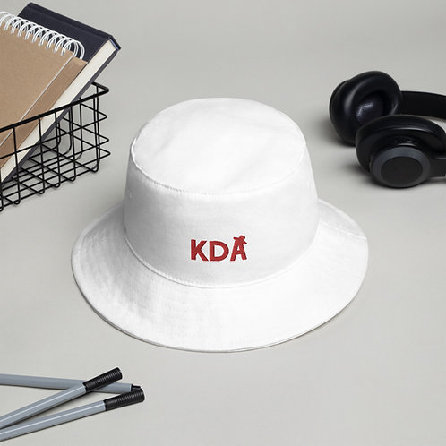 Limited Edition KDA Bucket Hat