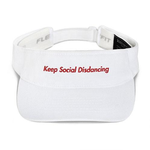 Keep Social Dancing Limited Edition KDA Visor