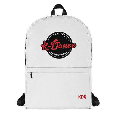 Limited Edition KDA White Backpack