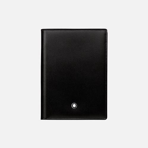 Portafoglio Meisterstück 11 scomparti con porta documento d'identità Id.35799