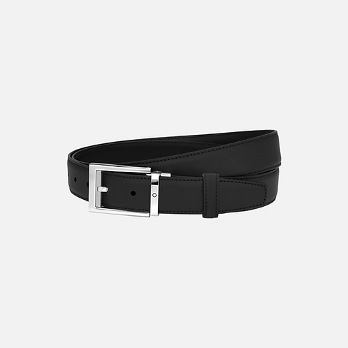 Cintura nera elegante su misura Id.123895