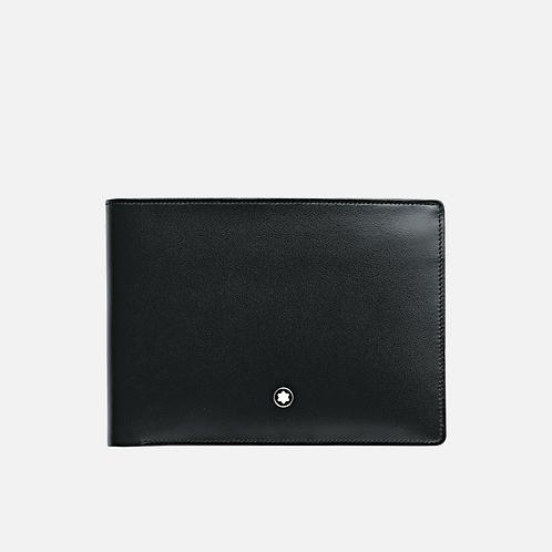 Portafoglio Meisterstück 4 scomparti con porta documento Id.6179