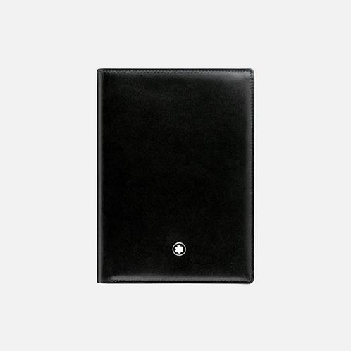 Portafoglio Meisterstück 7 scomparti e porta documento d'identità Id.35798