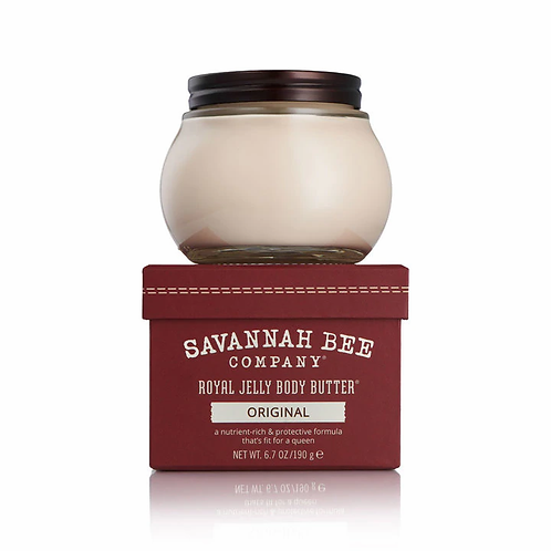 Savannah Bee 1.65oz Royal Jelly Body Butter