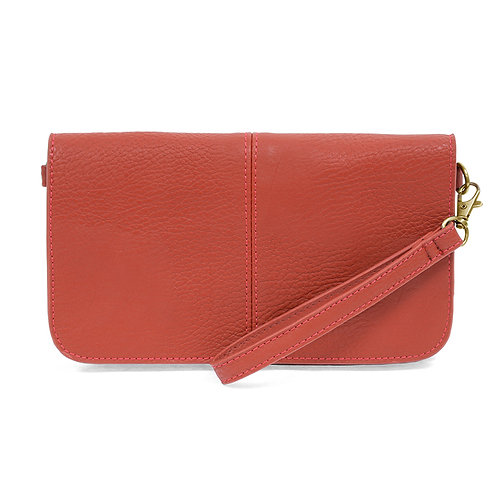 "Joy Susan ""Mia"" Multi Pocket Crossbody Clutch"