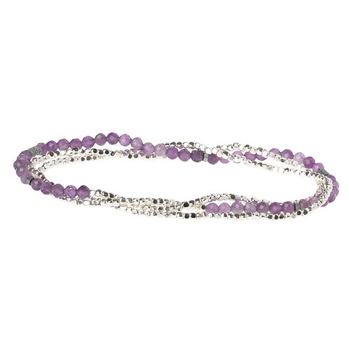 Scout Delicate Stone Amethyst - Stone of Protection