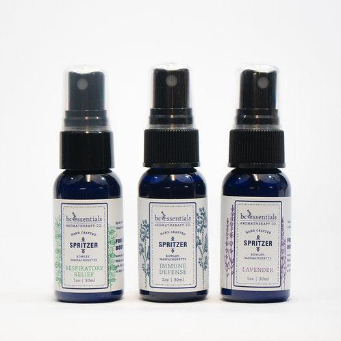 BC Essentials 1oz Travel Spritzer Oil Blend