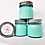 Thumbnail: Salty Beach Studio 8oz Mason Jar Candle
