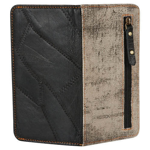 Vaan & Co Spencer Grey Wallet