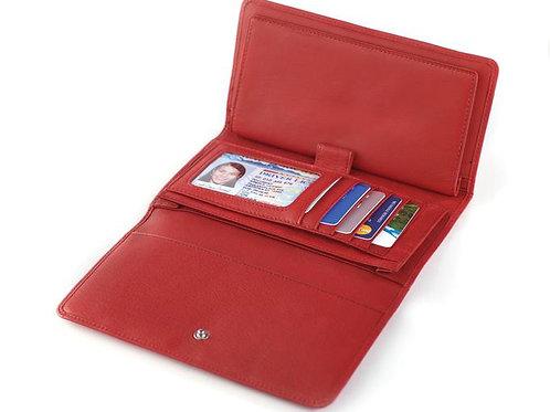 Osgoode Marley RFID Checkbook Clutch