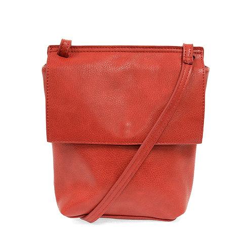 "Joy Susan ""Aimee"" Front Flap Crossbody Bag"