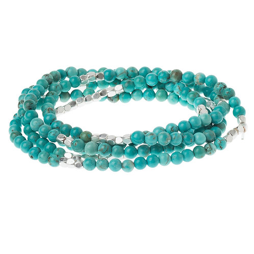 Scout Turquoise/silver - Stone of the Sky