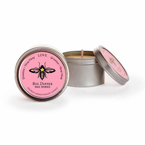 Big Dipper 1.7oz Beeswax Aromatherapy Tins