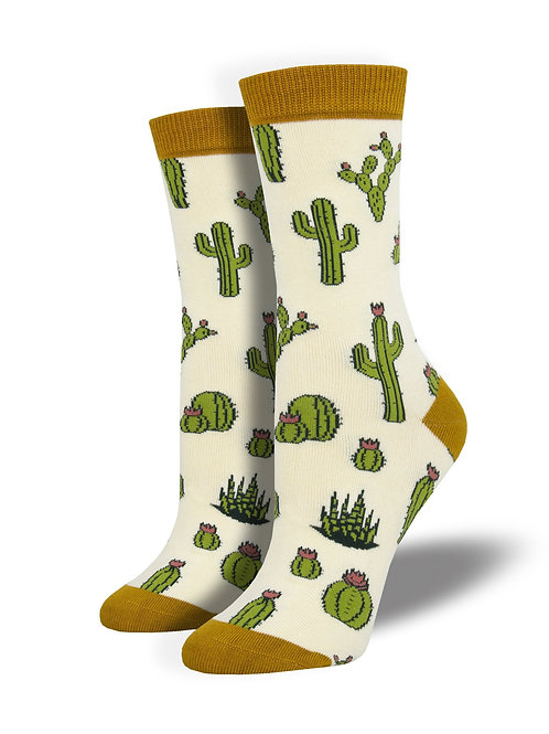 "Socksmith ""King Cactus"" Graphic Socks"