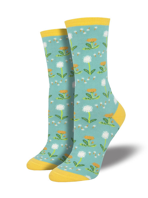 """Socksmith """"Wishes in the Wind"""" Graphic Socks"""