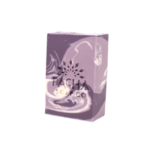 Pacha Soap Co 4oz French Lavender Bar Soap