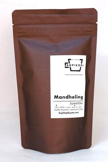 Mandheling Sinar Coffee (100Gr)